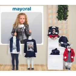 Mayoral nowa kolekcja jesień zima 2018 2019 zestaw BABY MINI TIME TO PLAY rozmiary 68-134