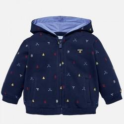 Mayoral bluza 2492-23 z haftami dla chłopca