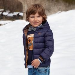 Mayoral kurtka 4404-24 z efektem puchu dla chłopca