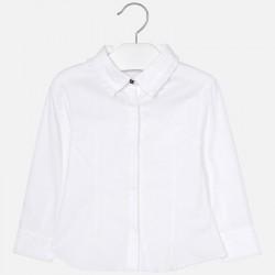 Mayoral koszula 4120-38 biała z popeliny