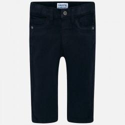 Mayoral spodnie 2566-83 barwione super slim fit dla chłopca