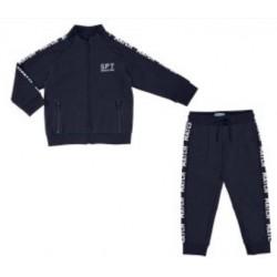 Mayoral Dres 4806-41 z rozpinaną bluzą dla chłopca