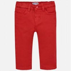 Mayoral Spodnie 501-66 Długie basic z serży dla chłopca Regular Fit