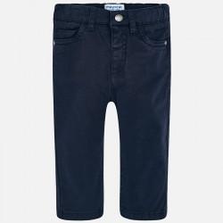 Mayoral Spodnie 501-70 Długie basic z serży dla chłopca Regular Fit