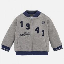 Mayoral bluza 2493-48 z dzianiny dla chłopca