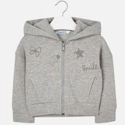Mayoral bluza 4421-91 dla dziewczynki ze strassem