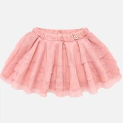 Mayoral spódnica 2900-41 z tiulem dla dziewczynki
