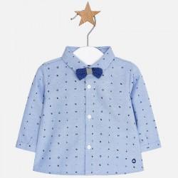 Mayoral Koszula 2104-48 z muszką z długim rękawem dla chłopca