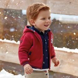 Mayoral Bluza 2491-46 z aplikacją dla chłopca