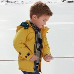 Mayoral Kurtka 4402-67 w marynarskim stylu dla chłopca