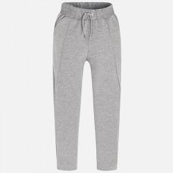 Mayoral Długie spodnie 7544-40 z dzianiny dla dziewczynki