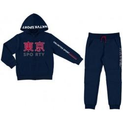 Mayoral dres 7802-29 Bluza i spodnie dresowe sporty dla chłopca