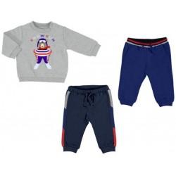 Mayoral Dres 2884-81 z 2 parami spodni dla chłopca