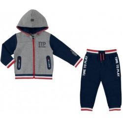 Mayoral Dres 4800-12 z bluzą i spodniami