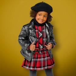 Mayoral Kurtka 4428-14 Pikowana dla dziewczynki