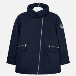 Mayoral Długa kurtka 7482-81 dla dziewczynki