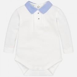 Mayoral Body 2701-69 z koszulowym kołnierzem dla chłopca