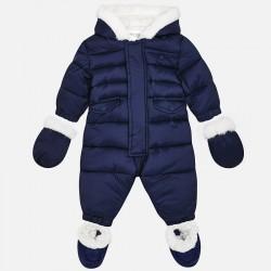 Mayoral Kombinezon 2618-16 pikowany dla niemowlaka
