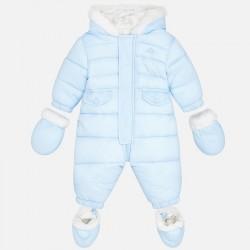 Mayoral Kombinezon 2618-15 pikowany dla niemowlaka