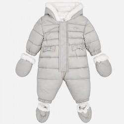 Mayoral Kombinezon 2618-13 pikowany dla niemowlaka