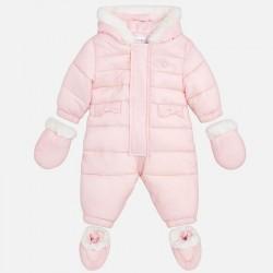 Mayoral Kombinezon 2618-12 pikowany dla niemowlaka