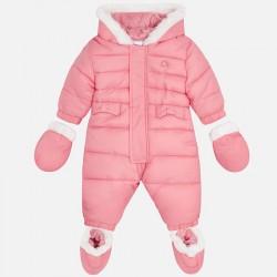 Mayoral Kombinezon 2618-14 pikowany dla niemowlaka