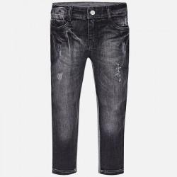 Mayoral Spodnie 4550-50 łączone regular fit dla dziewczynki