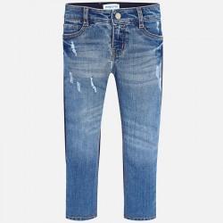 Mayoral Spodnie 4550-49 łączone regular fit dla dziewczynki