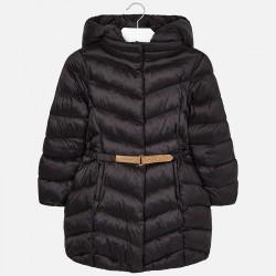 Mayoral Kurtka 7485-12 płaszcz długi z paskiem