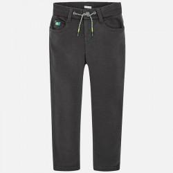 Mayoral Spodnie 4540-57 Dzianinowe dla chłopca training fit