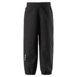 Reima Spodnie softshell Oikotie 522235 kolor 9990 CZARNY