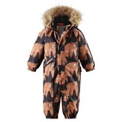 Reima Dziecięcy kombinezon zimowy Reimatec® LAPPI 510308 kolor 9997