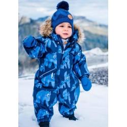 Reima Dziecięcy kombinezon zimowy Reimatec® LAPPI 510308 kolor 6797