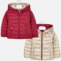 Mayoral Dwustronna kurtka 4431-11 dla dziewczynki