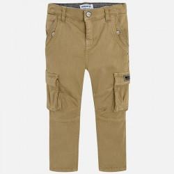 Mayoral Spodnie 4536-78 dla chłopca cargo fit