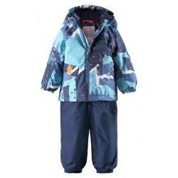 Reima Dziecięcy kombinezon zimowy Reimatec® MJUK 513119 kolor 6795
