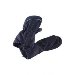Reima Rękawiczki LITAVA 517144 kolor 6980 GRANATOWE zimowe z jednym palcem
