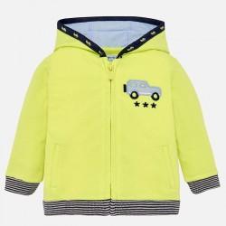 Bluza Mayoral 1432-34 Bluza z dzianiny dresowej dla chłopca Baby