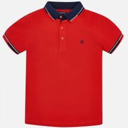 Bluzka Mayoral 6119-42 Koszulka polo z krótkim rękawem dla chłopaka