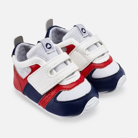 19e5a080 Buty Mayoral 9062-63 Buty sportowe z podeszwą dla chłopca Newborn ...