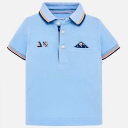Bluzka Mayoral 1117-52 Koszulka polo z krótkim rękawem dla chłopca Baby