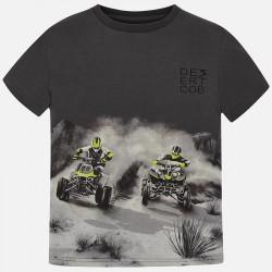 Bluzka Mayoral 6035-77 Koszulka z krótkim rękawem Quady dla chłopca