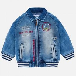 Kurtka Mayoral 1430-5 Kurtka jeansowa dla chłopca Baby