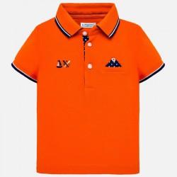 Bluzka Mayoral 1117-54 Koszulka polo z krótkim rękawem dla chłopca Baby