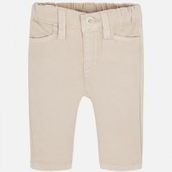 Spodnie Mayoral 595-65 Długie spodnie typu chinos dla chłopca Newborn