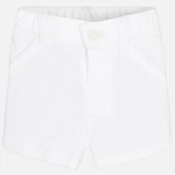 Spodenki Mayoral 1206-86 Krótkie spodnie wizytowe dla chłopca Newborn