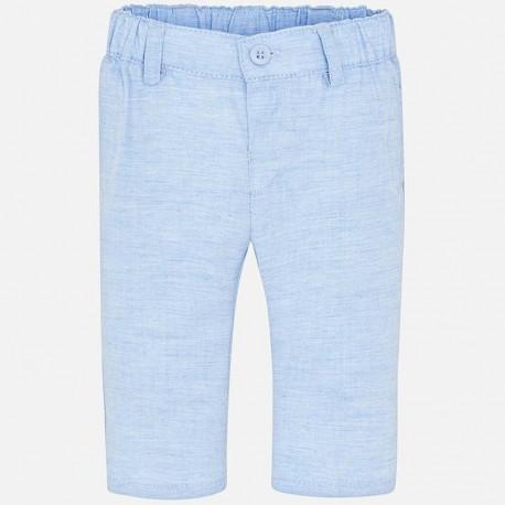 38d117f752e41b Spodnie Mayoral 1510-35 Długie spodnie garniturowe dla chłopca Newborn