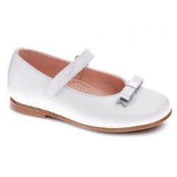 Białe buty komunijne Pablosky 329803 r33, 34