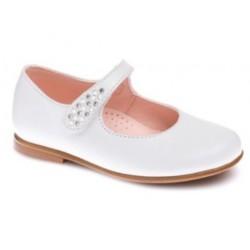 Białe buty komunijne Pablosky 330403 r33, 34