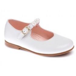 Białe buty komunijne Pablosky 330603 r33, 34